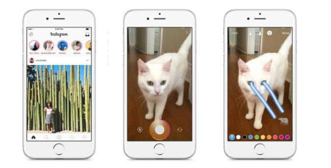 限時動態不限時了!Instagram推出2大新功能,個人主頁也能加入過去的Stories
