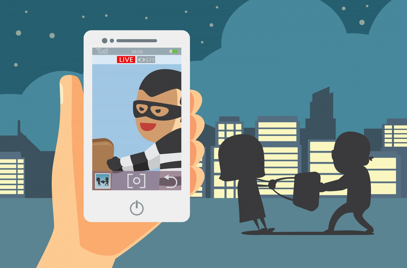 犯罪者在Facebook直播謀殺,網路直播的道德難題
