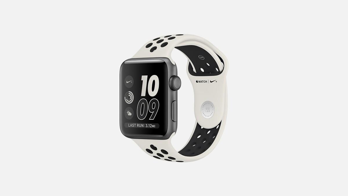 支援防水、排汗性佳,新Nike限量版Apple Watch來了!