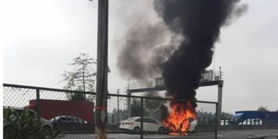 特斯拉撞車燃燒後車門無法打開,車主索賠約2,000萬台幣