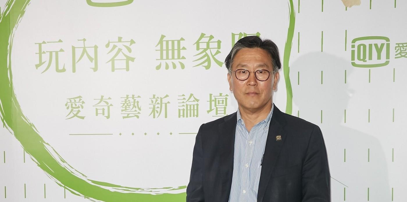 「盜版是收費影音第一大殺手!」愛奇藝台灣站總經理楊鳴:政府太放任