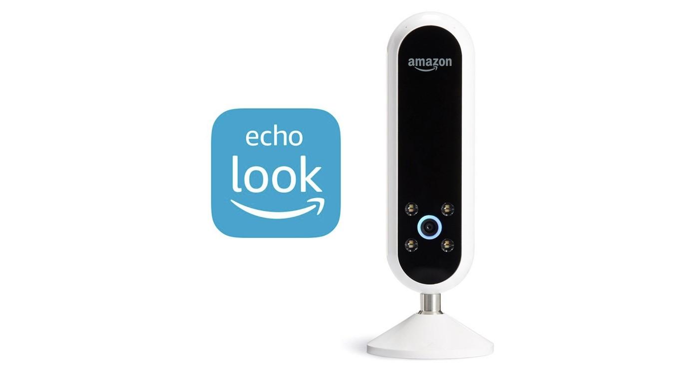 現在Echo「看得見」了,亞馬遜推出時尚助理「Echo look」