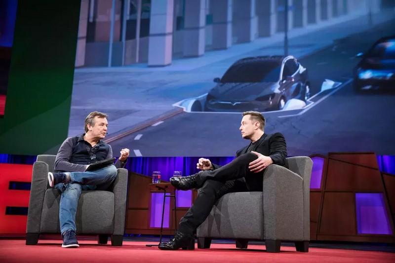 馬斯克TED大會爆料:超級工廠、無人卡車還有那個天馬行空的地下隧道計畫