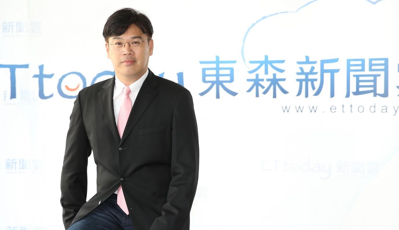 東森購物換將,由東森新聞雲總經理陳安祥兼任總座
