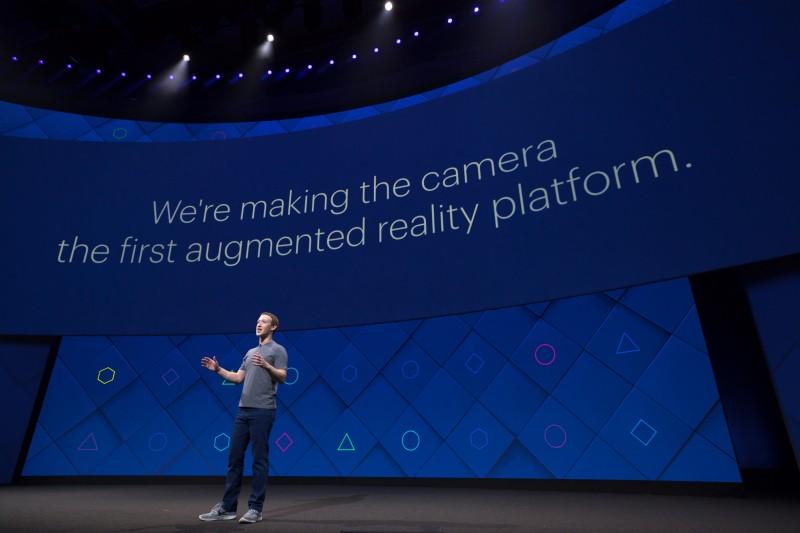 Facebook第一季營收、獲利大增,用戶上看20億人,但投資人卻有點緊張了
