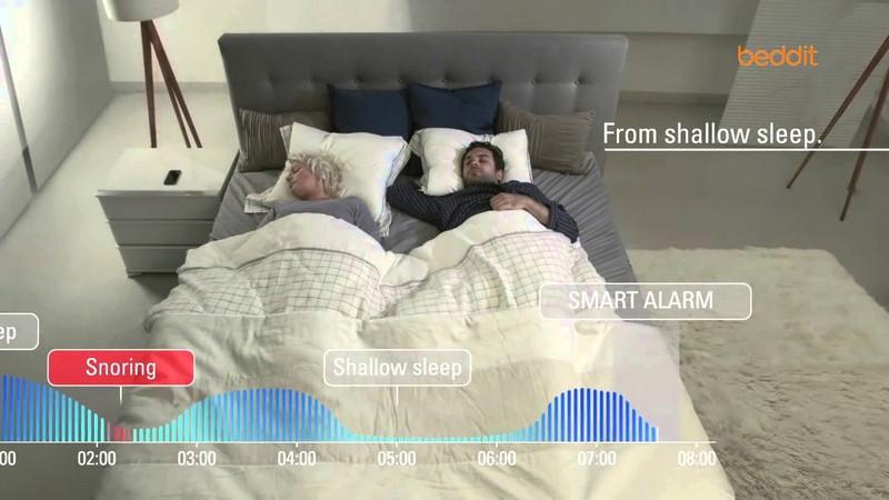 為Apple Watch添新功能?蘋果收購睡眠監測裝置公司Beddit