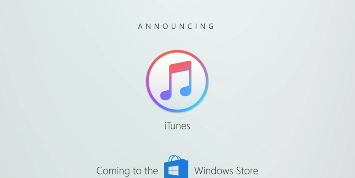 打破藩籬:開發者將可在Windows開發iOS App、iTunes將上架Windows Store