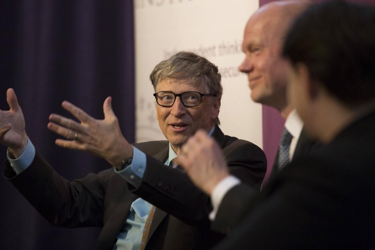 比爾·蓋茲給畢業生的人生建議:跟那些會挑戰、推動你的人相處