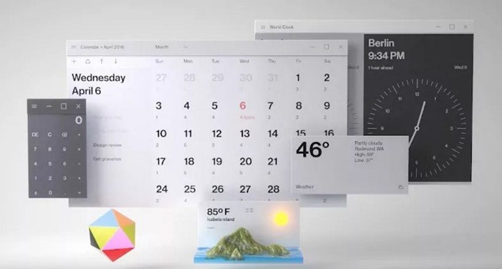 Windows 10秋季創作者更新功能搶先看:全新介面設計、Timeline、雲端剪貼簿、Edge強化