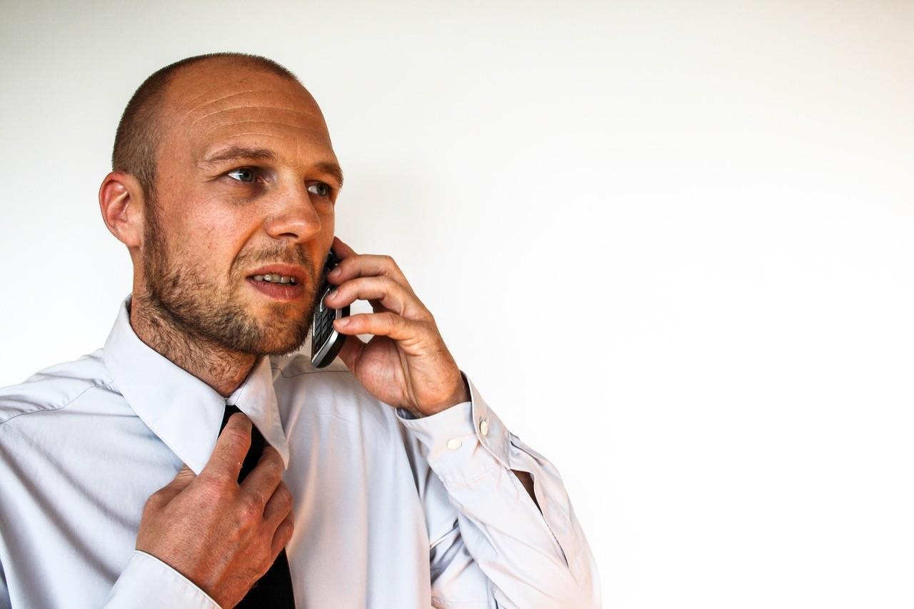 「我請他回電」說 Ill make him call you,為何外國人就生氣了?差一個單字,意思大不同 - 華安 - ceo.lin的博客