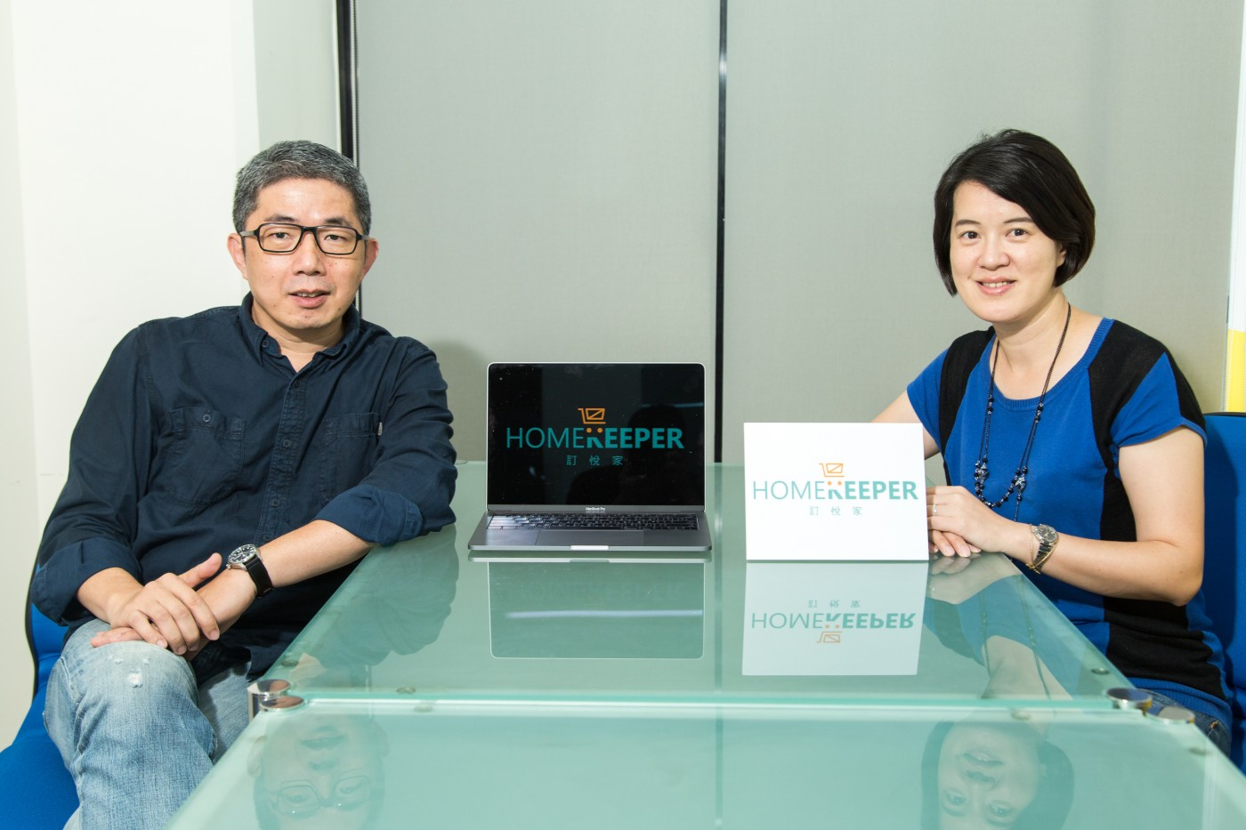 全台第一家、忙碌生活的救星!提供訂閱居家汰換品的電商平台 HomeKeeper