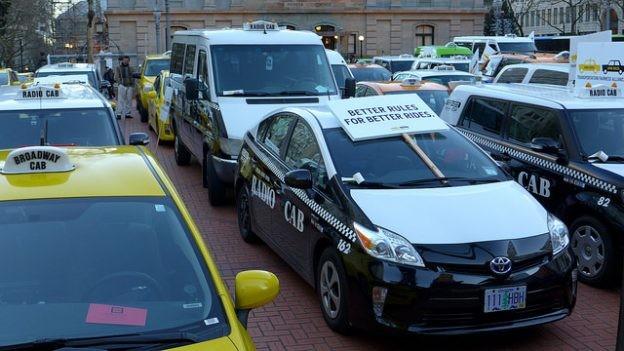 叫車服務太方便,一些美國人開始把車賣掉用 Uber、Lyft 通勤