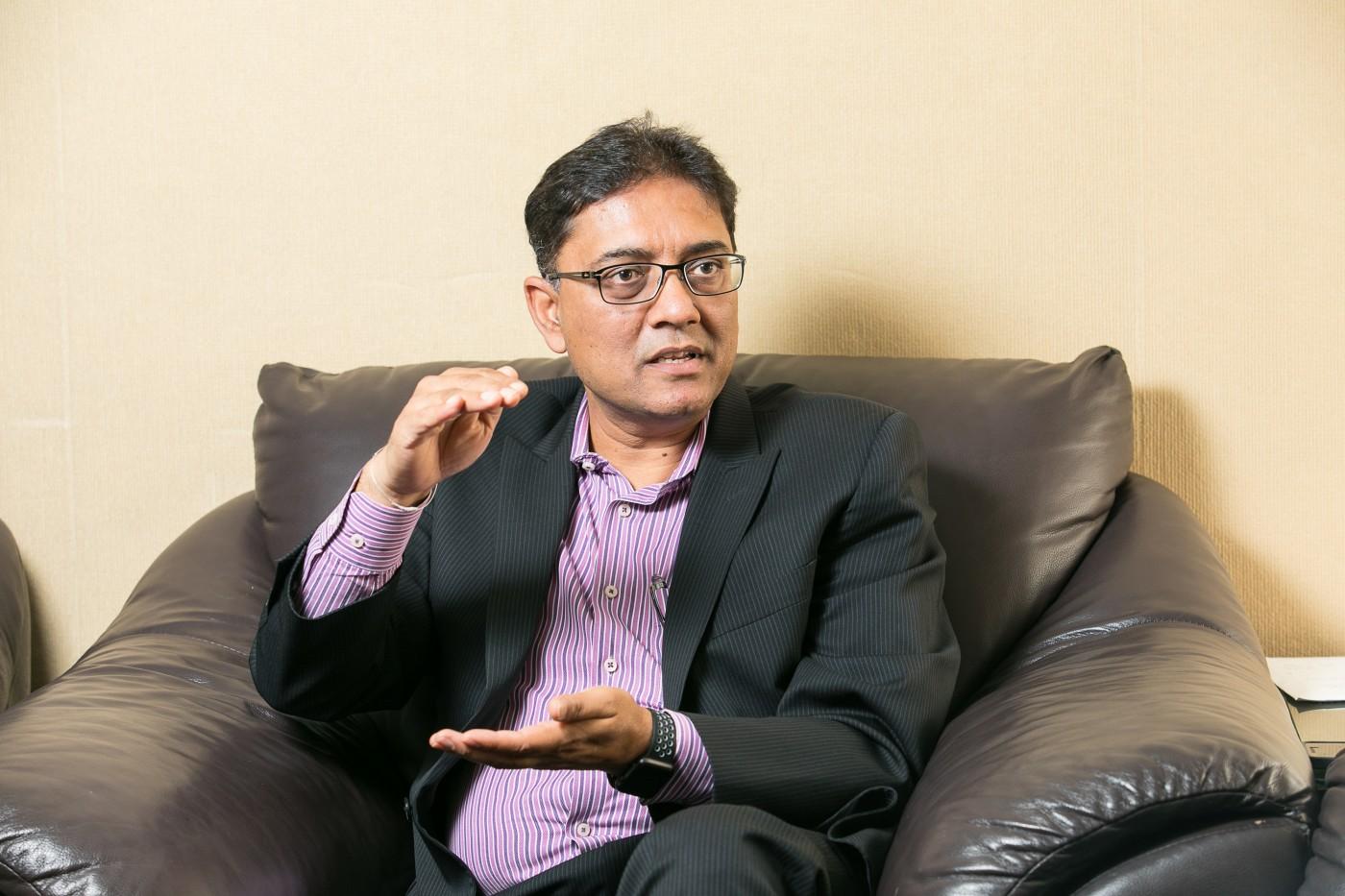 併入軟銀九個月,ARM發生了哪些改變?專訪物聯網事業群總裁Dipesh Patel