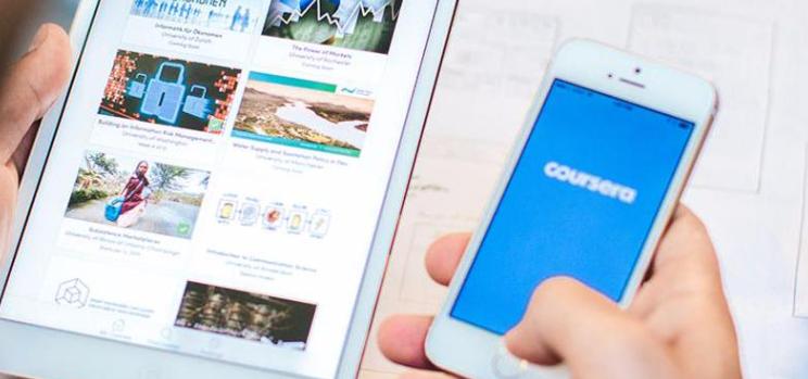 線上教育平台Coursera獲6,400萬美元D輪投資,將攻企業市場