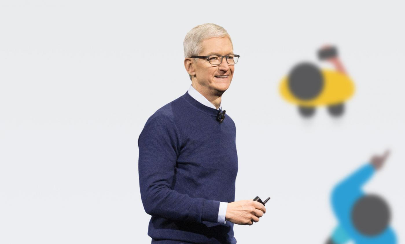 蘋果CEO庫克最喜歡的一本書,道盡了他的經營策略觀