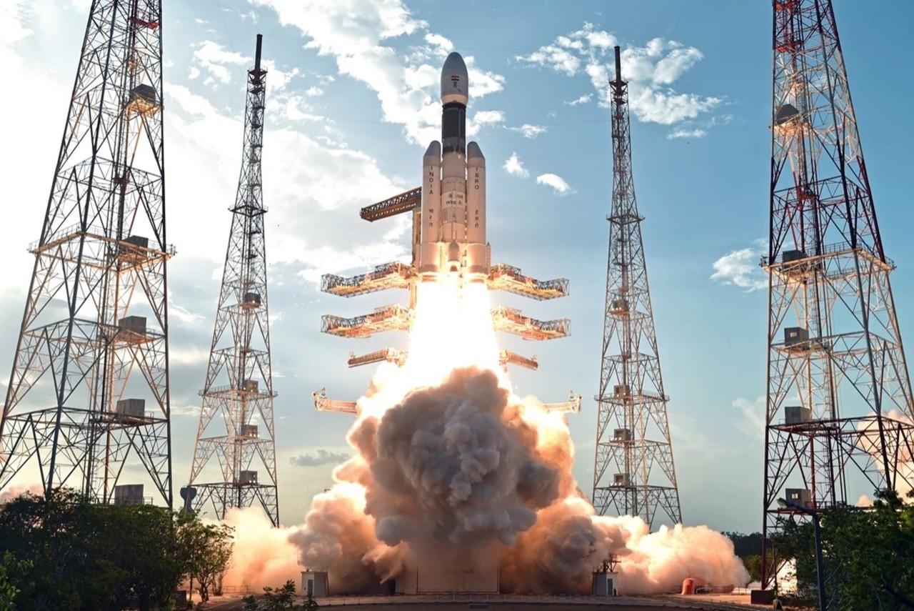 印度成功發射重達640噸「怪物」火箭