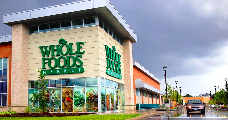 亞馬遜宣布以137億美元併購生鮮超市Whole Foods