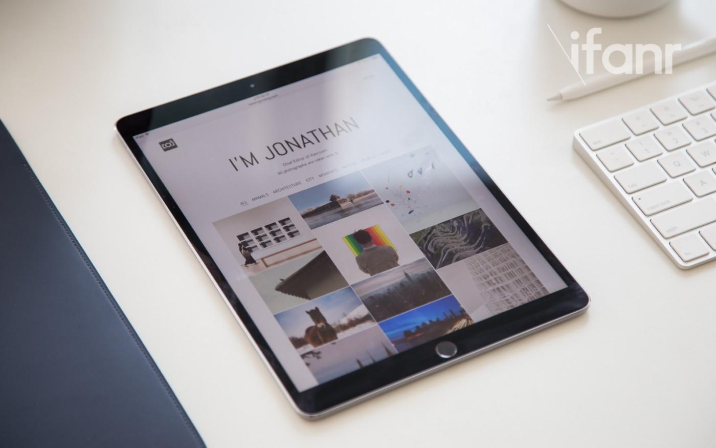 10.5英寸iPad Pro:16小時辦公實驗|數位時代