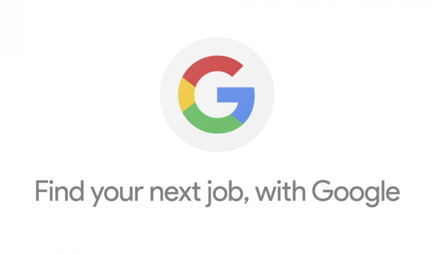 Google推出AI職缺搜尋功能「Google for Jobs」