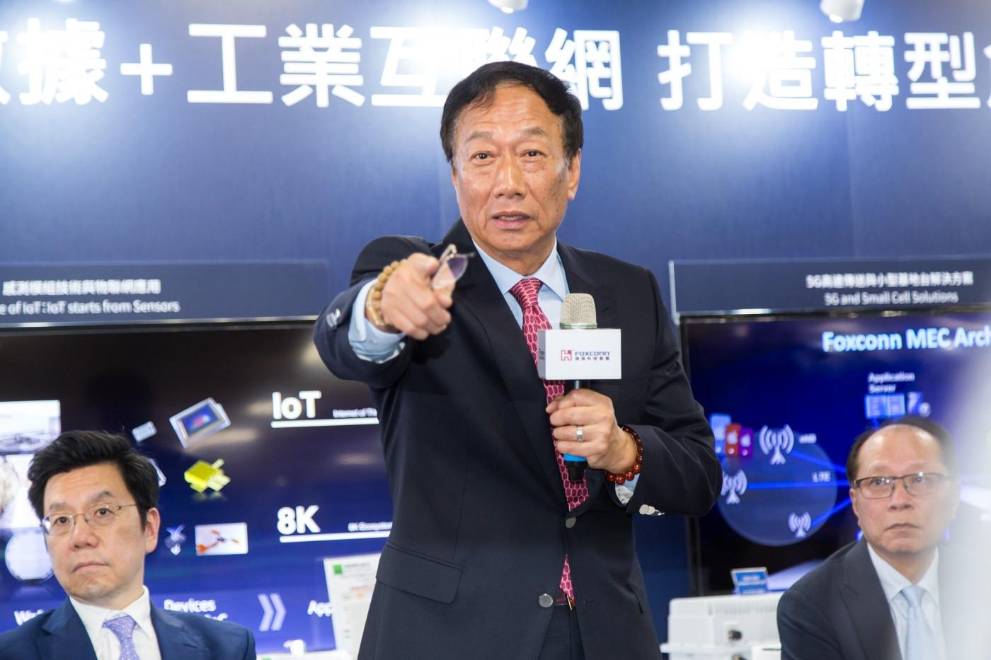 鴻海等4家蘋果代工廠反擊高通!指控違反「反壟斷法」