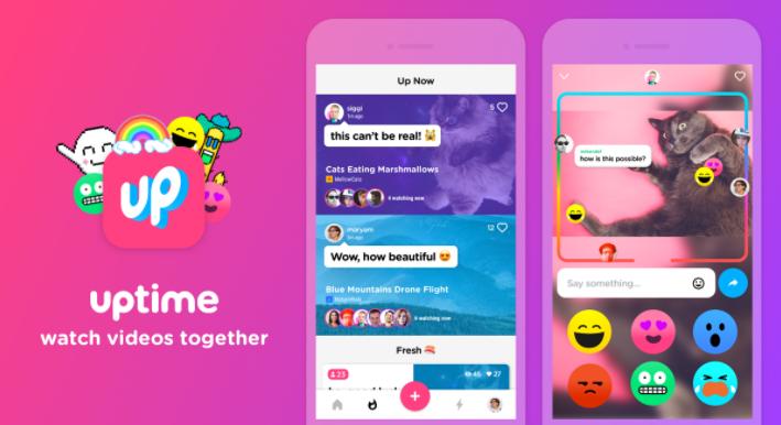 跟朋友一起看影片不孤單!YouTube正式推出實驗性App「Uptime」