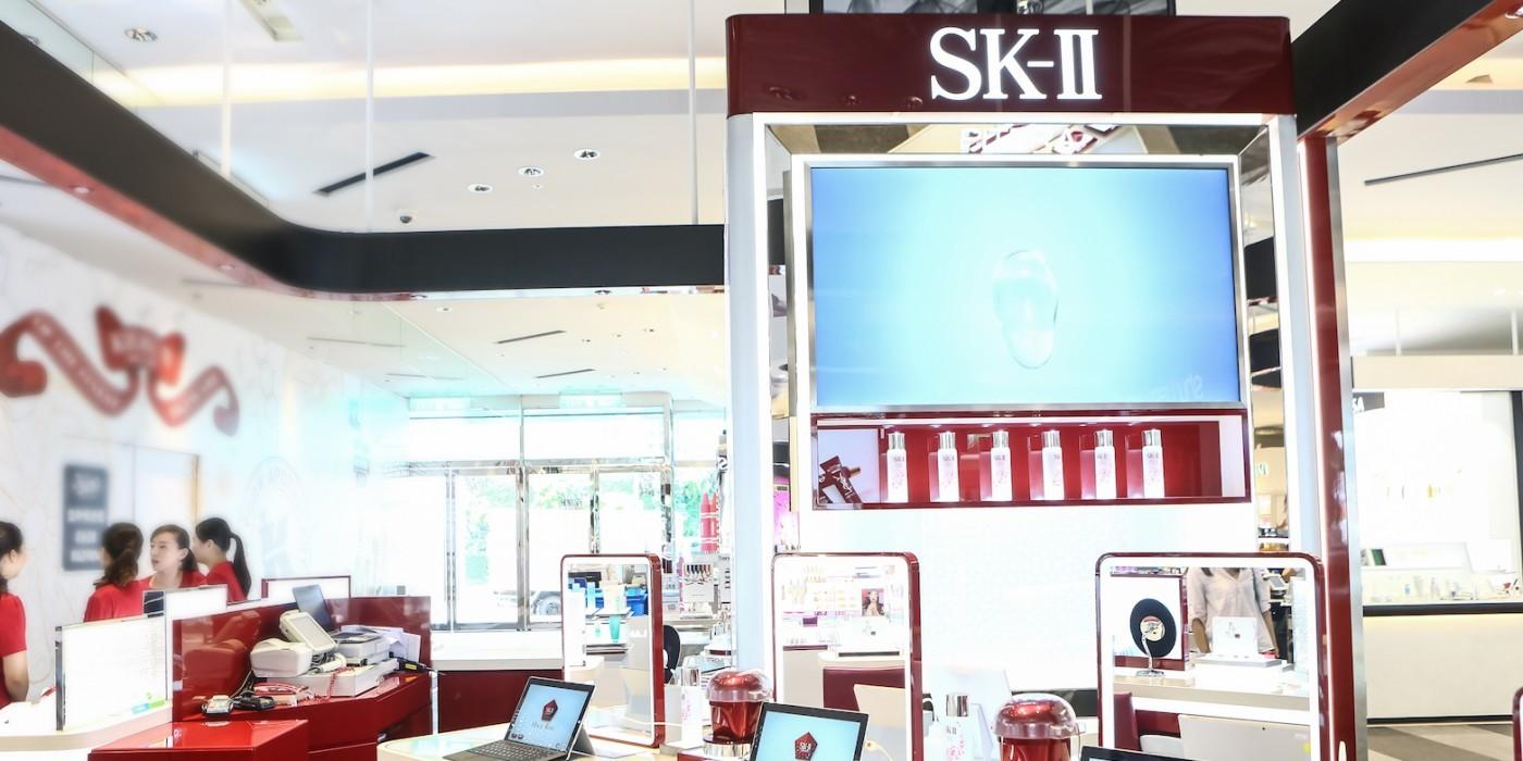 SK-II打造E化服務流程,帶動新客戶倍數成長