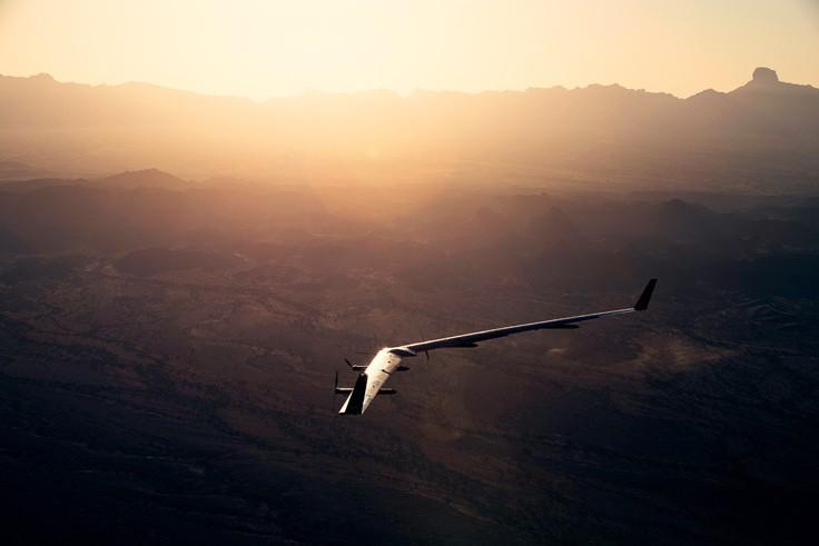 要將網路帶到每個角落!Facebook無人機Aquila順利完全第二次試飛