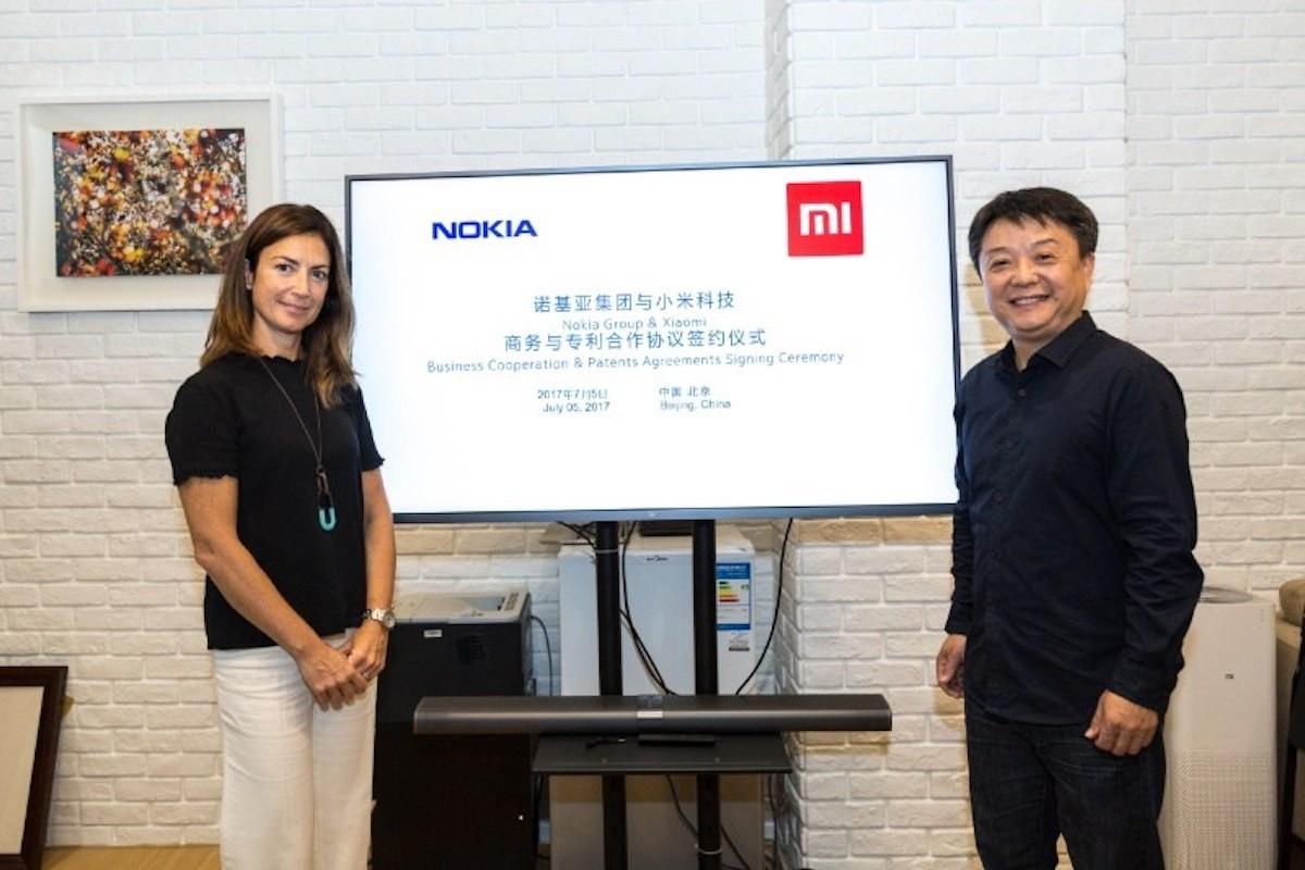 小米、Nokia達成多年專利交叉授權,將在行動網路技術展開合作