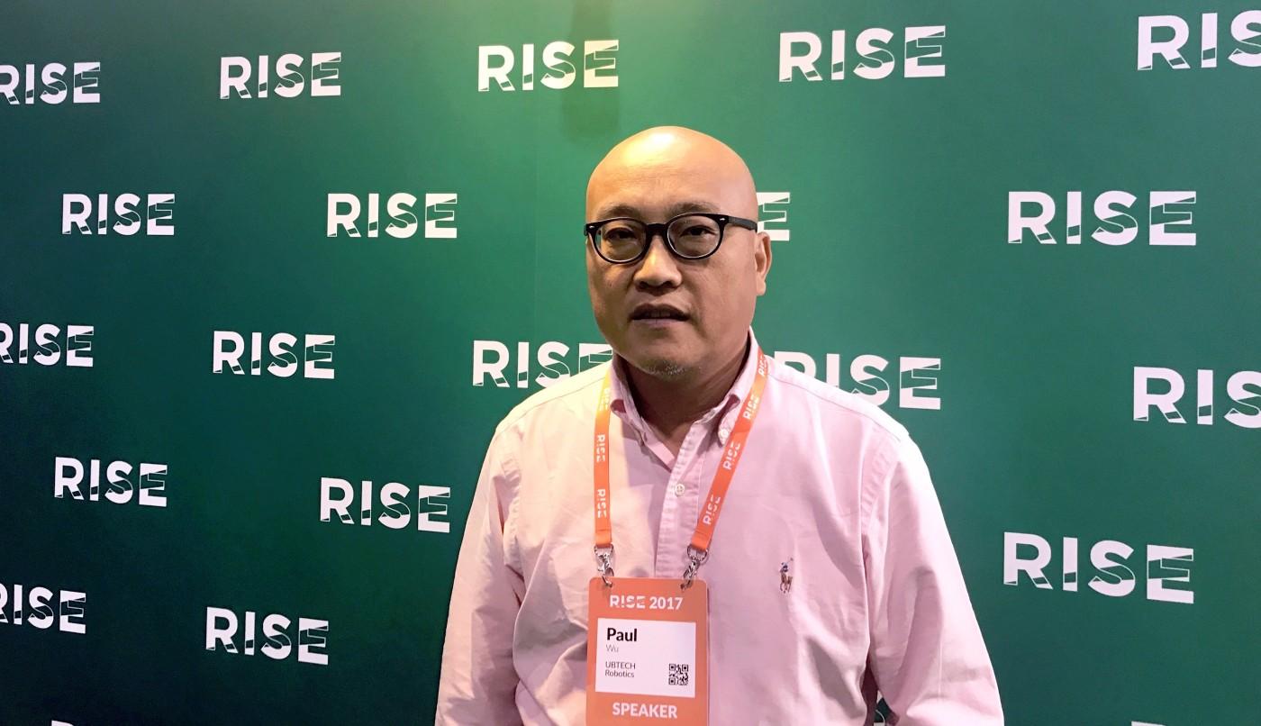 【香港現場】UBTECH 高級研發副總裁吳牟雄:AI很多人都在做,要把你自己的特點做極致,可能要有一些耐性