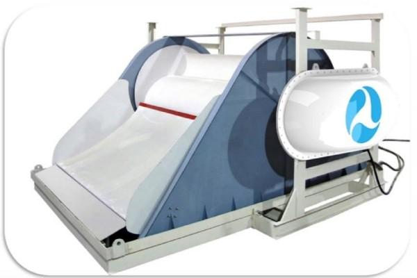 深度利用水力进行发电?低流速水涡轮发电装置Waterotor