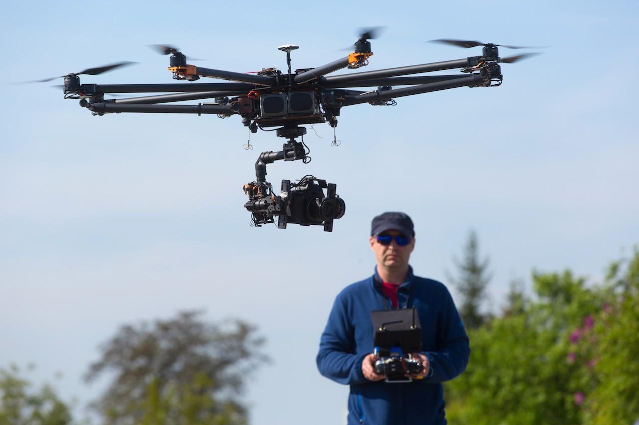 憂安全漏洞,美軍下令全面停用大疆無人機