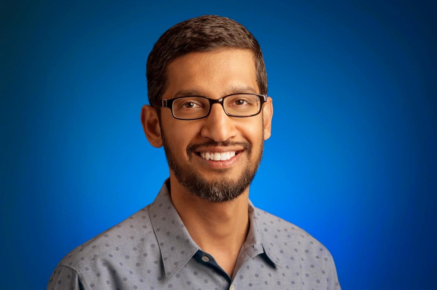 掌舵兩年股價大漲50%,Google執行長皮采將加入母公司Alphabet董事會
