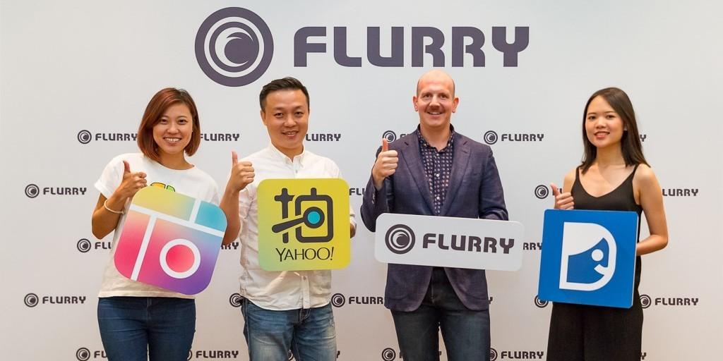流量變現獲利趨勢,Flurry行動開發者大會登台