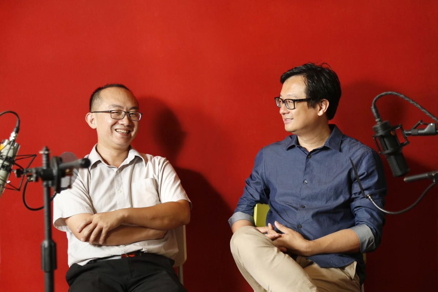 《BNB Air》第十集——周偉航X張鐵志:《狂粉是怎樣煉成的》,成功造粉、推坑的社群行銷學