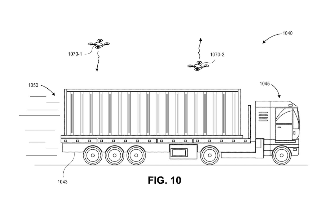 Amazon無人機配送新藍圖:組織陸海空行動艦隊