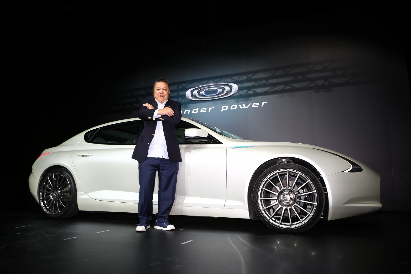 歐洲設計、台灣品牌,Thunder Power電動車開放預購,售價245萬起