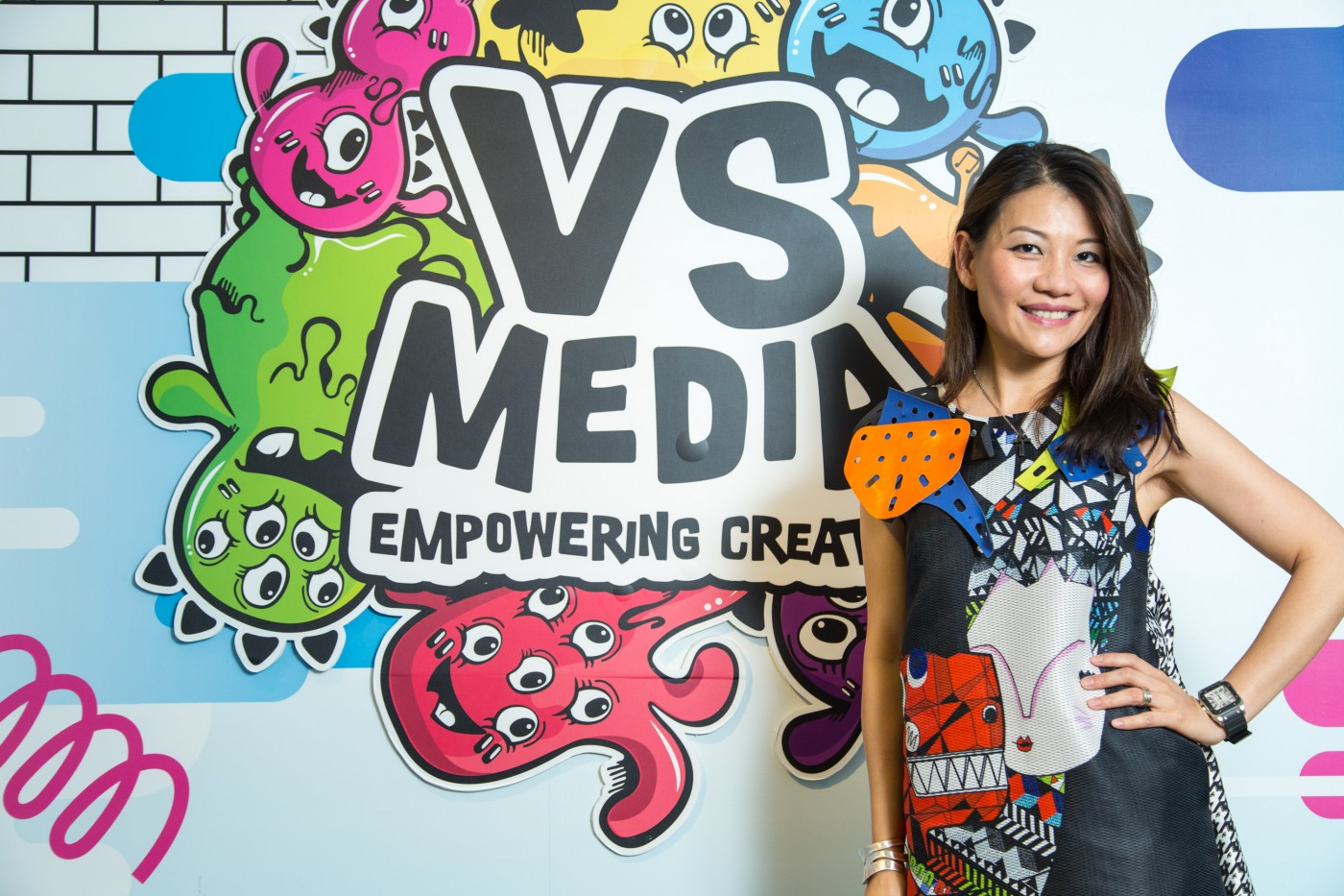 年營收上看3億新台幣,網紅經紀公司 VS MEDIA 設目標:要帶60組台灣團隊出海