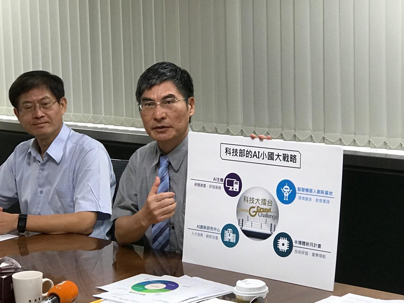 台灣能打造AI生態圈嗎?科技部規劃160億預算,推五大發展策略