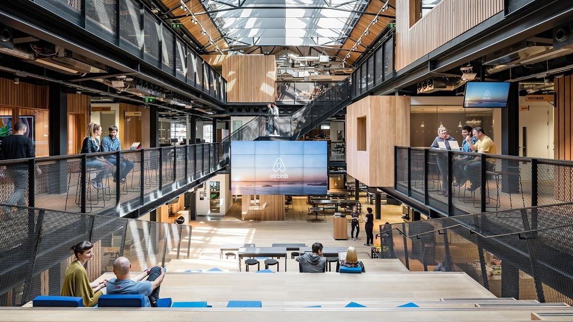 走進Airbnb都柏林總部,遊走創意與靈感的小街區