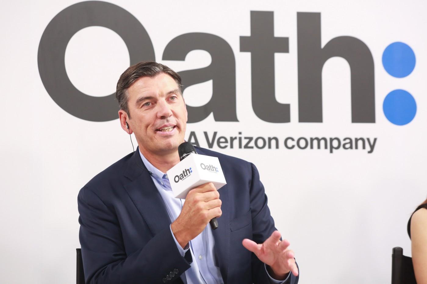 併購Yahoo後首度訪台,Oath執行長:亞太市場是成長趨動力來源