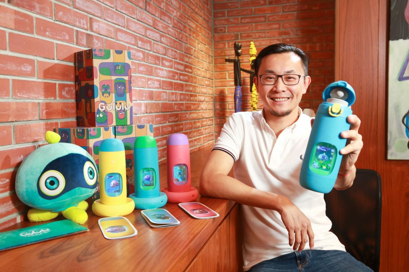 讓鴻海點頭代工、亞馬遜獨家銷售的智慧水壺,如何用遊戲讓小孩子愛上喝水