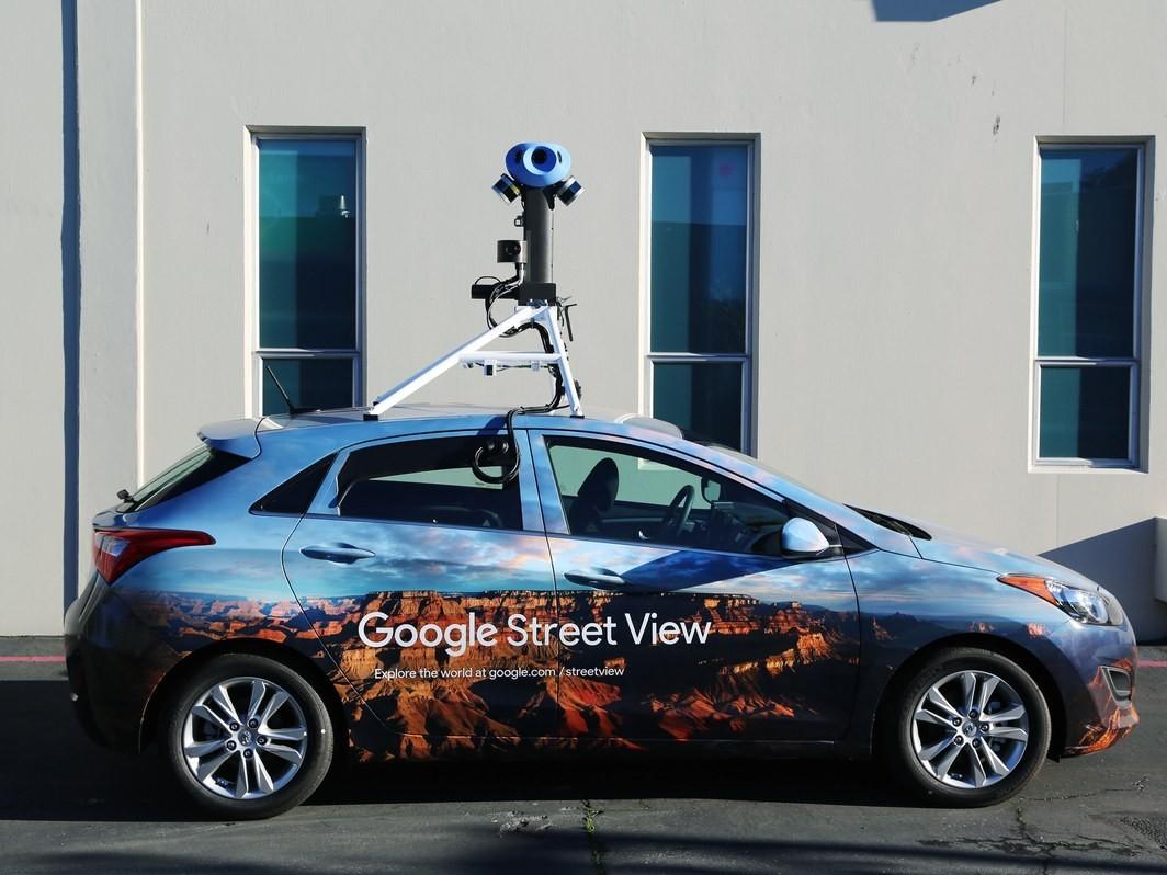 Google想用更清晰的街景圖訓練AI,第一步是汰換用了八年的街景相機
