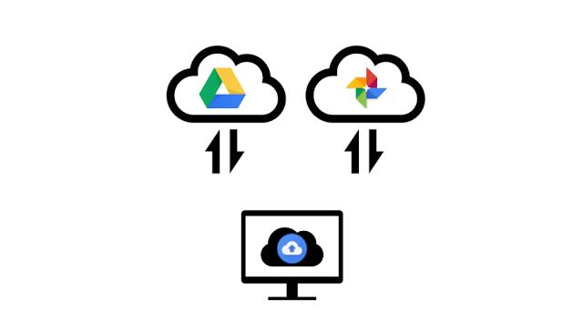 [簡報分享] Google Drive沒有退役!簡單圖解新版桌面同步軟體