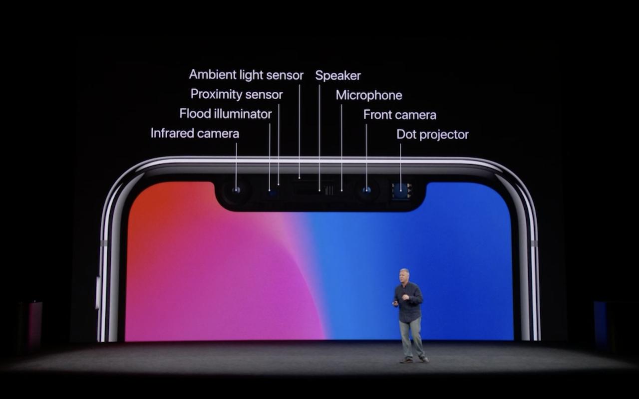 從 iPhone X「瀏海」談蘋果的設計法則