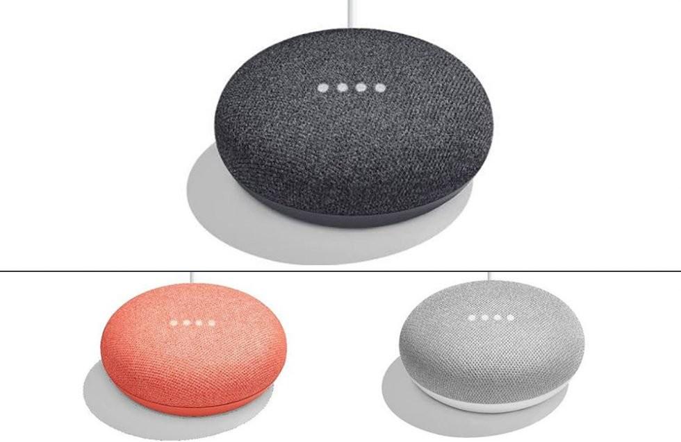 迷你版Google Home、支援觸控筆的Pixelbook?Google四款新硬體照曝光