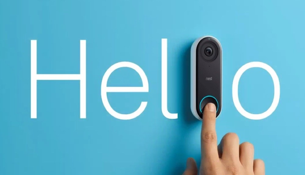 NEST打造全新連網門鈴,使用者可隨時透過手機確認造訪人士