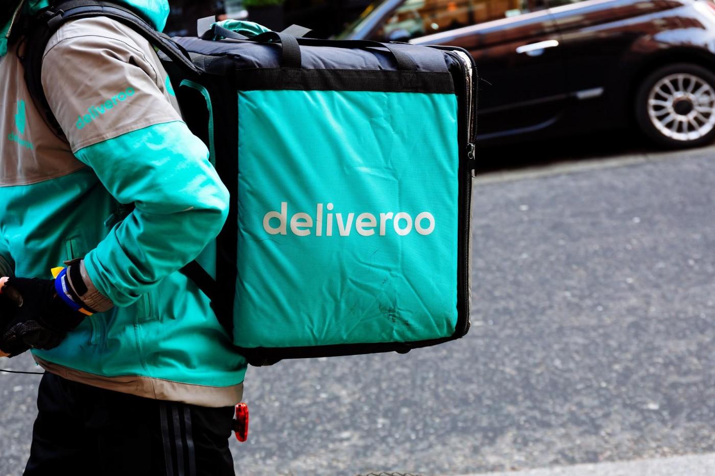 主攻高級餐飲!英國送餐新創「Deliveroo」完成3.85億美元F輪融資