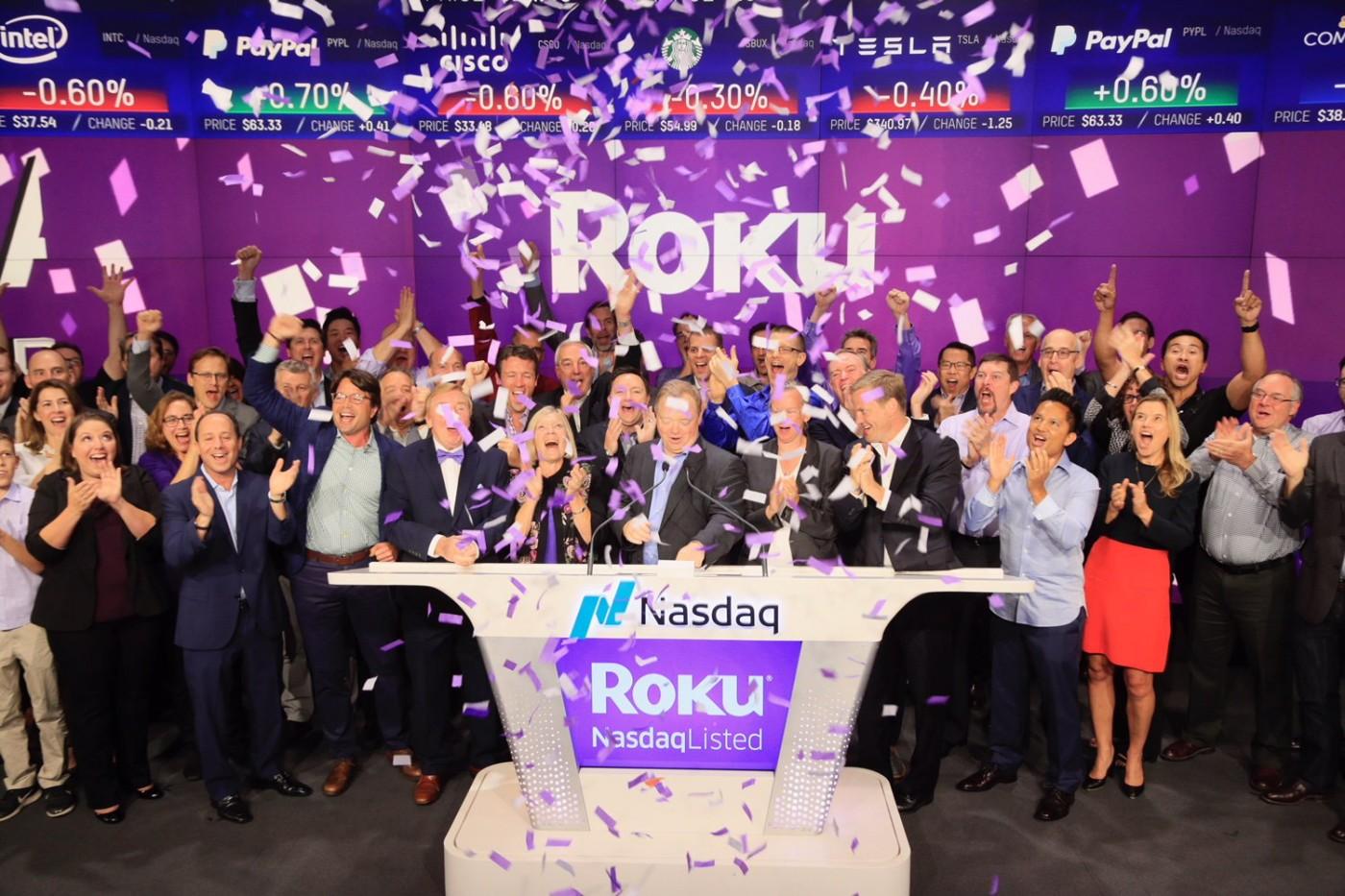 2017年科技IPO以Roku最風光,而2018年又將迎來那些上市新兵?