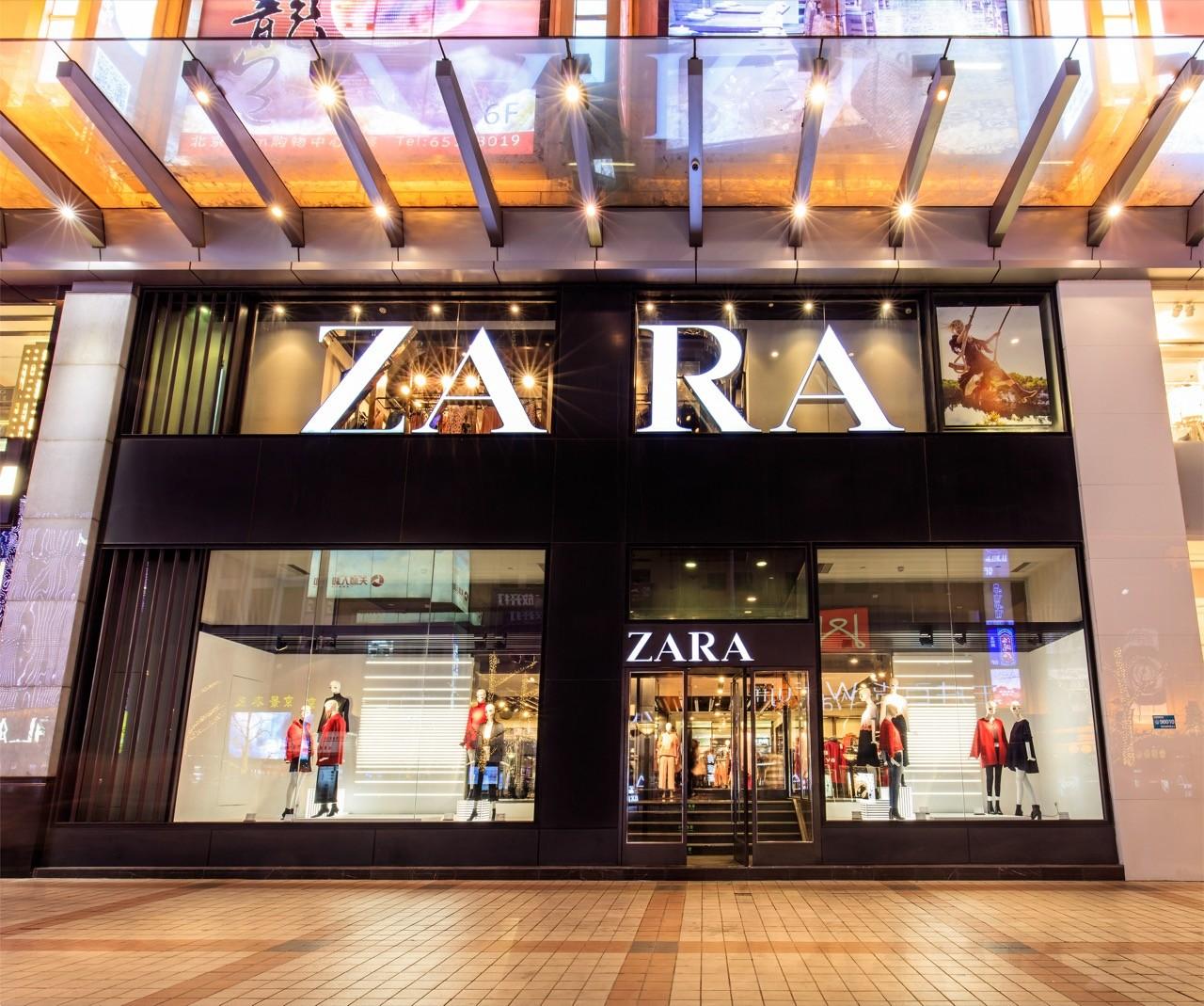 Zara母公司關全球1,200家門市,再投500億升級數位佈局
