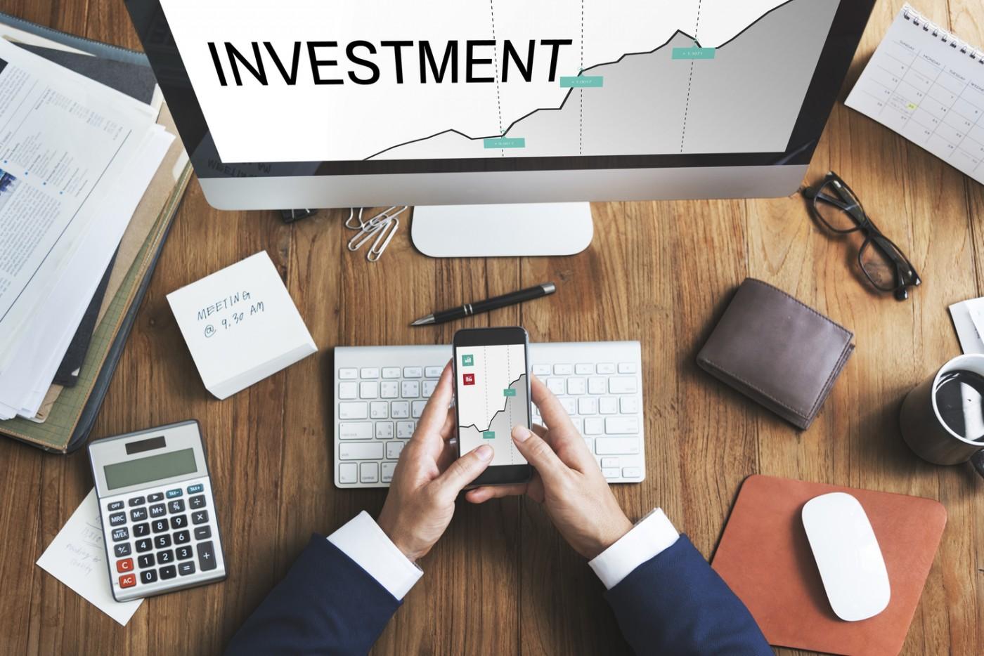 沒時間也能聰明理財的訣竅:智能投資